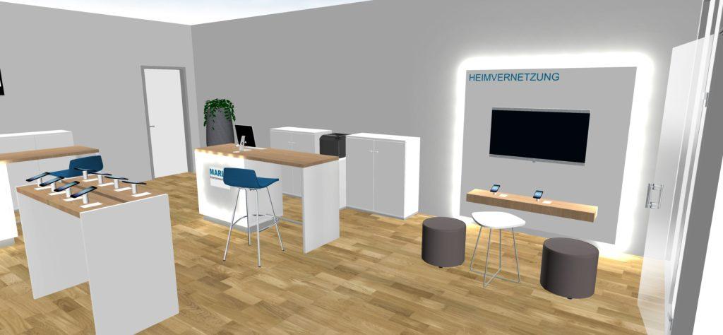 Marini Smart Home Store Paunsdorfcenter