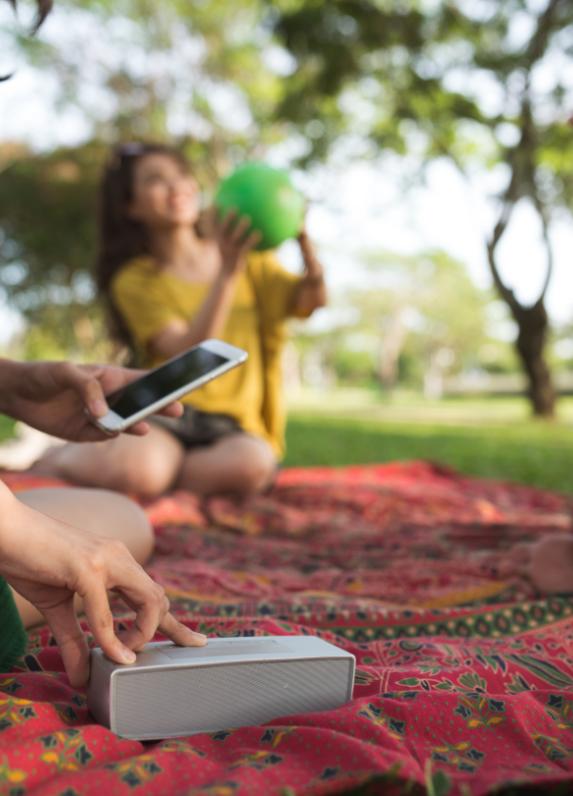 Die Vorteile der portablen Lautsprecher