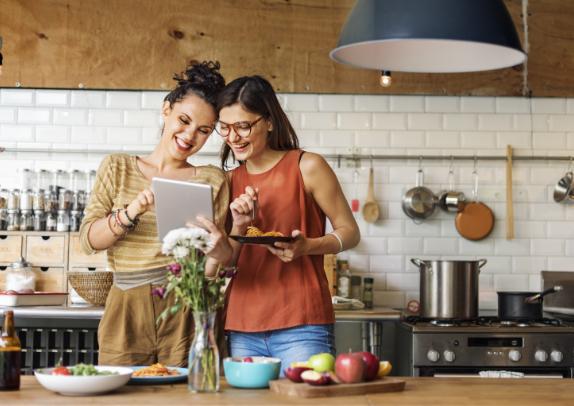 Smart Home Steuerung mit dem Tablet