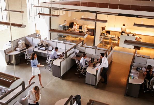 Smarthome im Unternehmen