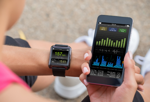 Sportuhren und Smartwatch