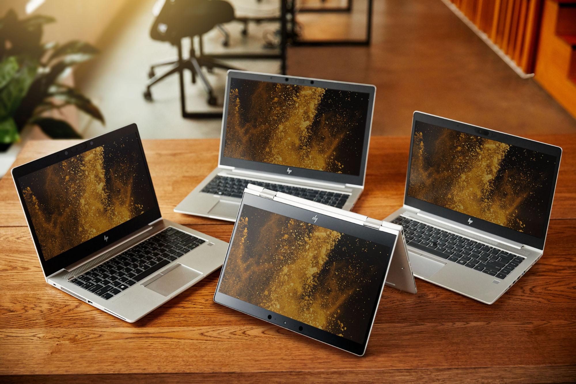 HP EliteBook 840 G6 Silber Notebook
