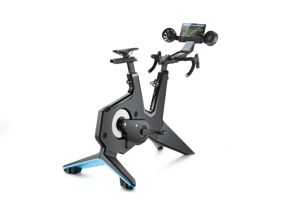 Das revolutionäre Tacx ® NEO Bike Smart