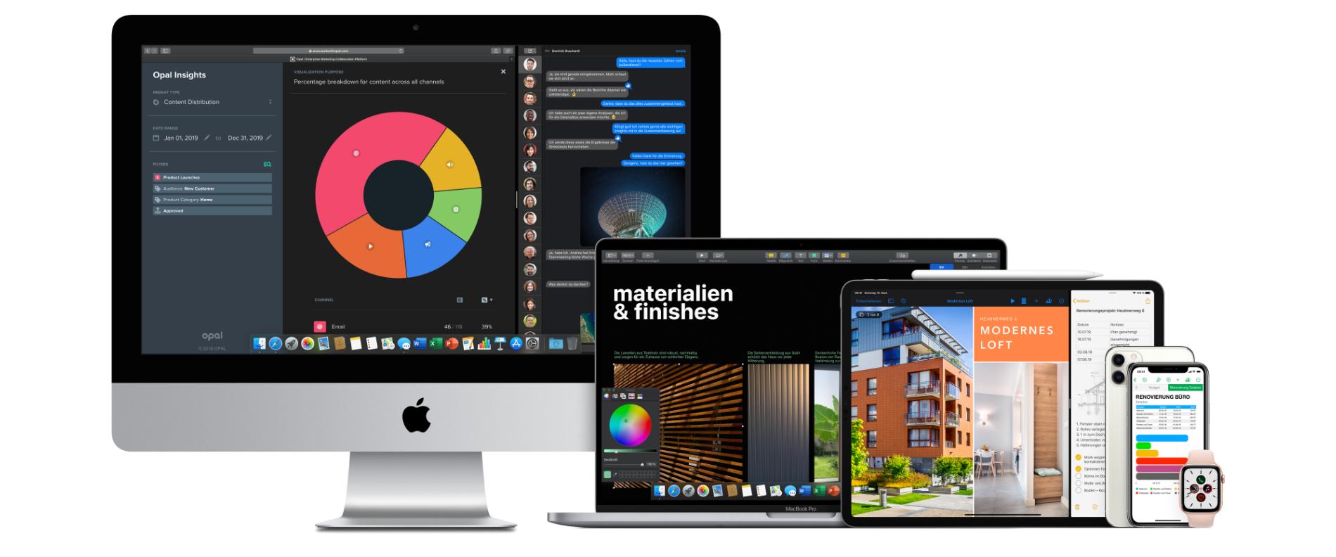Autorisierter Apple Business Partner