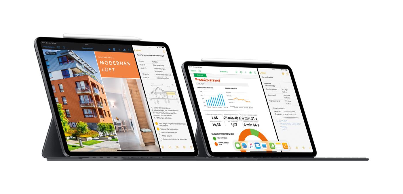 iPad Pro Alles fürs Business.