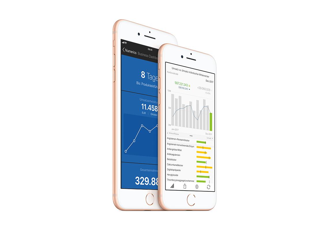 iPhone 8 für Unternehmen.