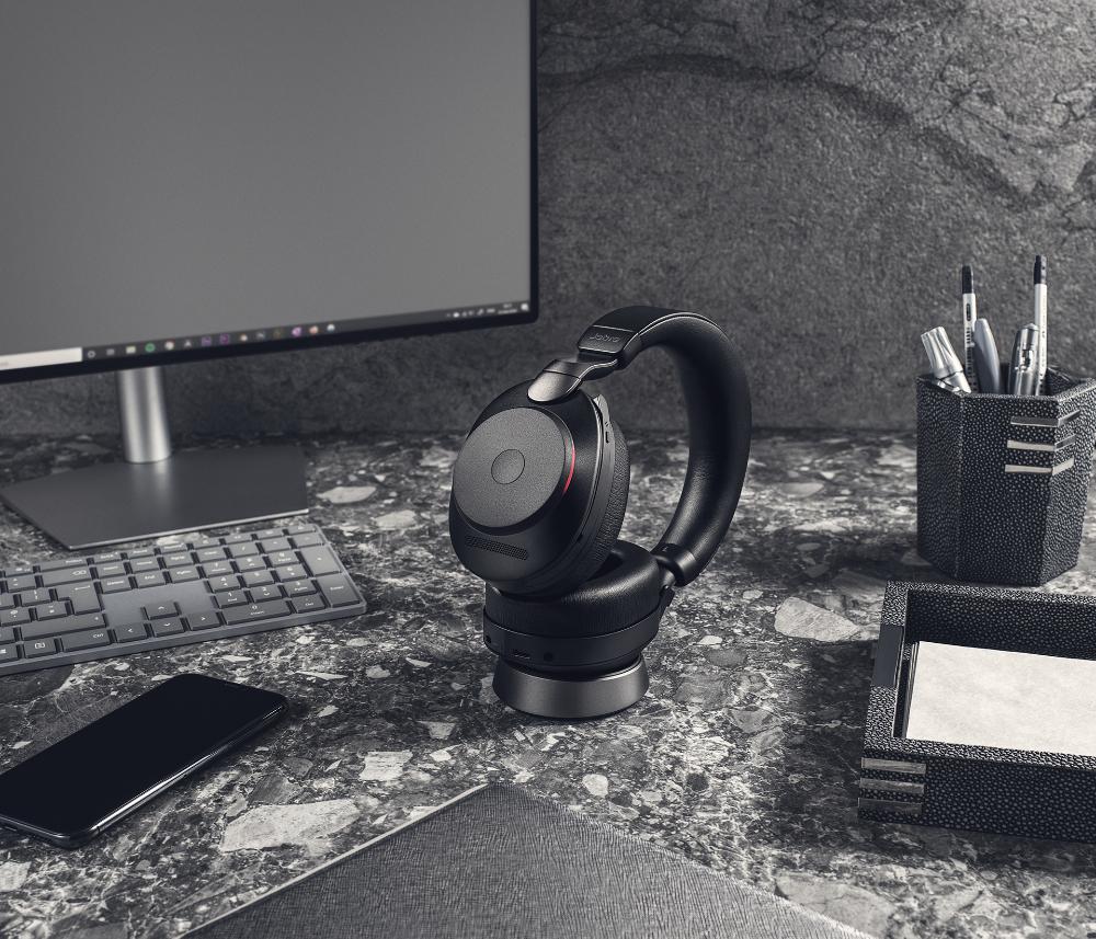 Jabra Evolve2 85 Headset Music