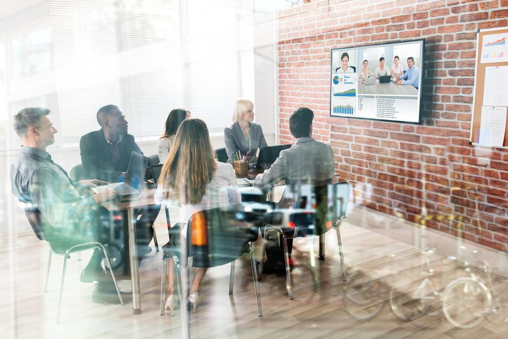 Videokonferenz von Marini Entertainment GmbH