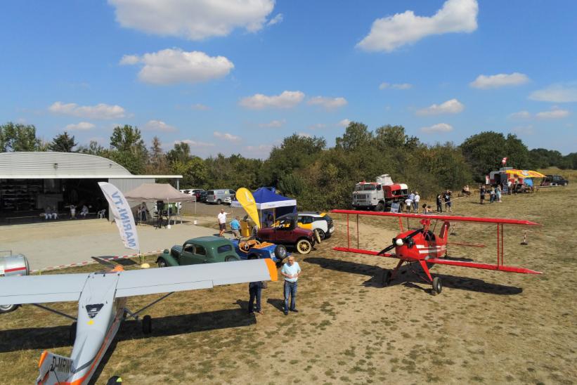 Tag der offenen Tür Flugplatz Taucha September 2020