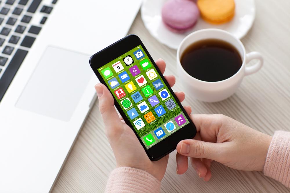 Smartphone aufräumen