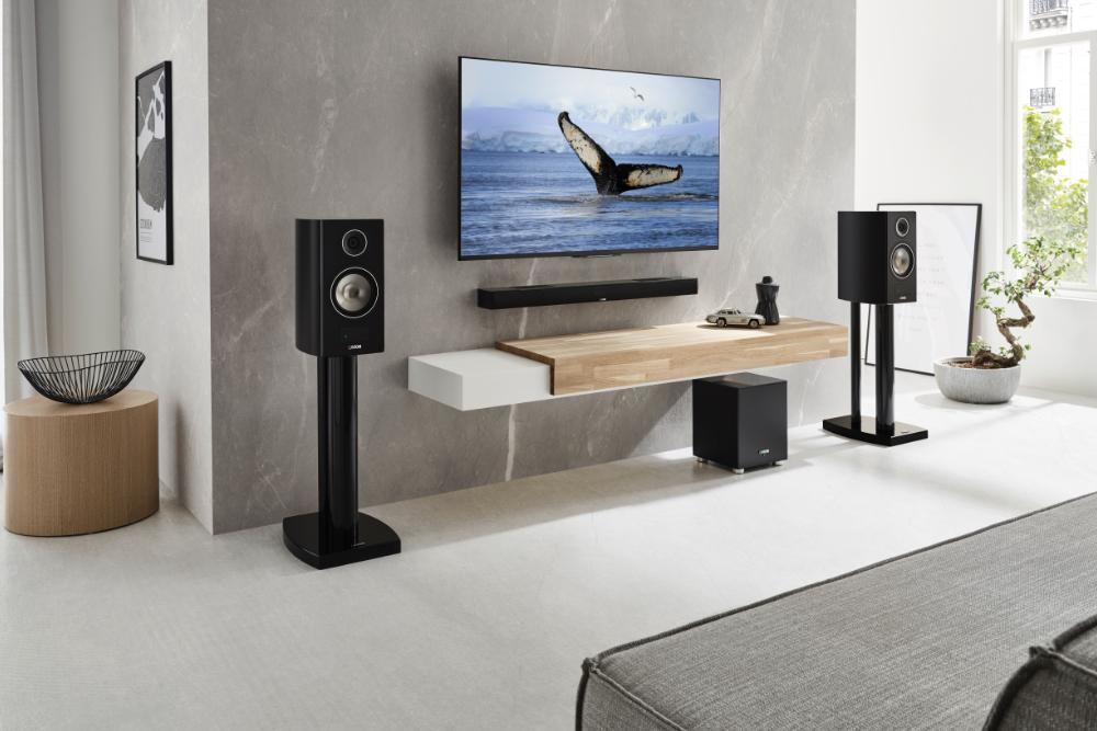 Canton Smart Soundbar Smarter Sound