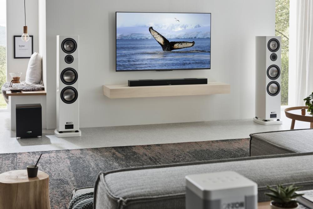 Canton Smart Soundbar erweiterbar