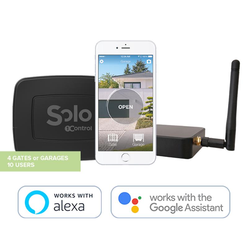 1 Control Link Amazon Alexa Google Home fähig