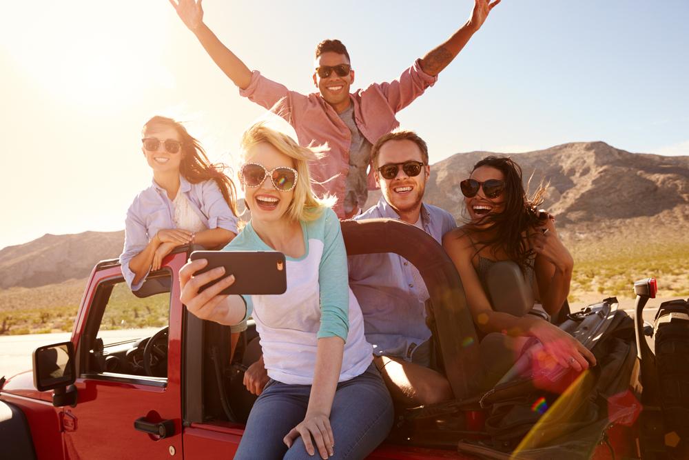 Erlebnisreisen Smartphone