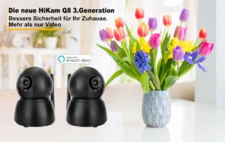HiKam Q8 3. Generation