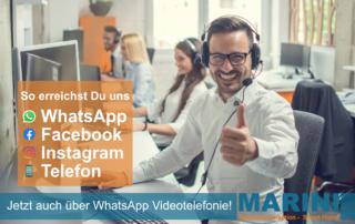 WhatsApp Videotelefonie