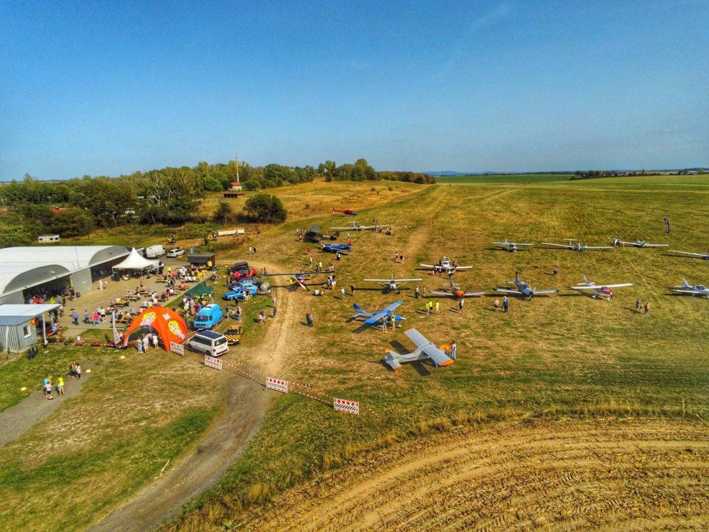 Tag der offenen Tür Flugplatz Taucha 2021